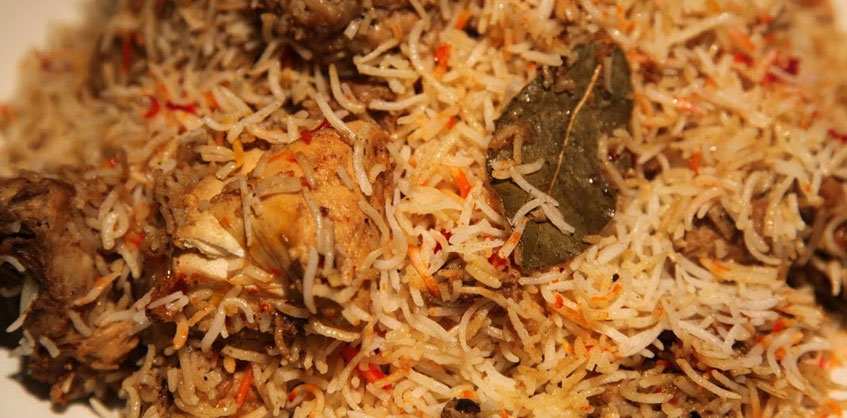 Kabsah-Rice with Meat